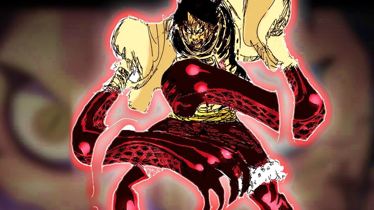 One Piece Luffy New Gear  Snakeman Powers