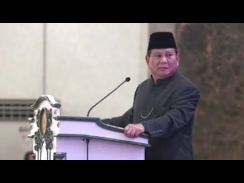 "Video Prabowo Keceplosan ""Harusnya Dulu Kudeta Nih"", Lalu Mengaku Hanya Bercanda dan Minta Dihapus"