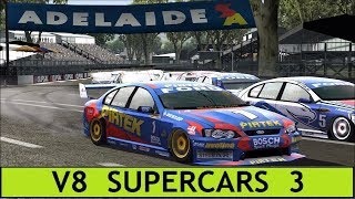 V8 Supercars 3, Toca Race Driver 3, DTM Race Driver 3, Gameplay PC