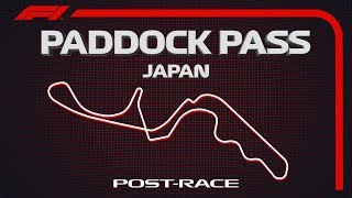 F1 Paddock Pass: Post Race At The 2019 Japanese Grand Prix