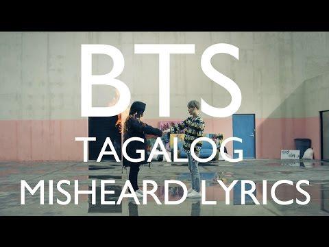BTS - FIRE [TAGALOG MISHEARD LYRICS]
