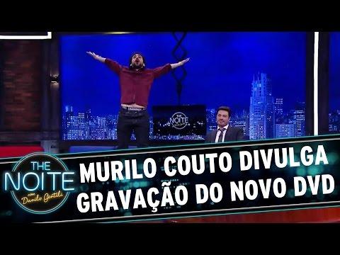 The Noite (01/12/15) - Murilo Couto Divulga A Gravação De Seu DVD