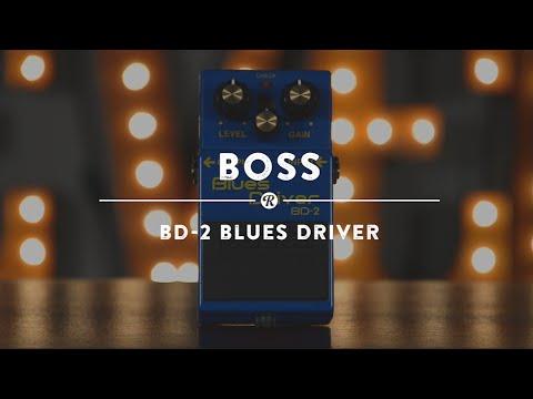 Boss BD-2 Blues Driver | Reverb Demo Video