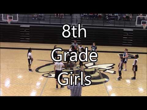 Capsure Corp. - Sprayberry Middle School vs. Harrison (8th Grade Girls) (2017)