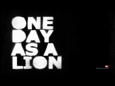 One Day As A Lion - One Day As A Lion [EP]