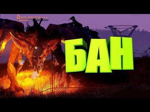 Fallout 76: ПОЛУЧИЛ БАН СПУСТЯ 500 ЧАСОВ, ВСЁ ПРОПАЛО :D thumbnail