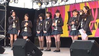 2015年02月22日(日) 2回目ステージ開始前 徳島県徳島市 沖洲マリンター...