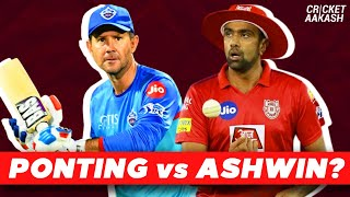 PONTING vs ASHWIN over MANKADING controversy?   Cricket Aakash   IPL News