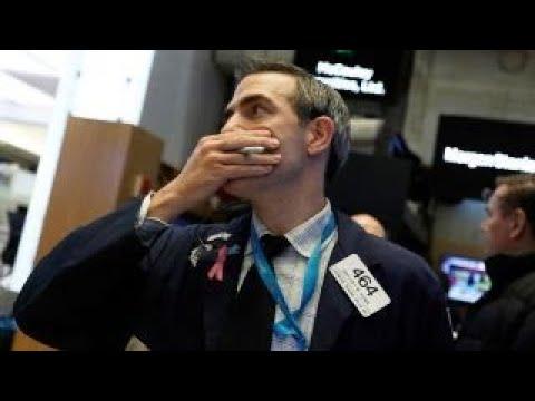 US stocks post worst year since 2008