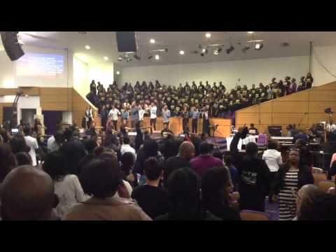 Pressing On NTCG National Youth Convention May 2013