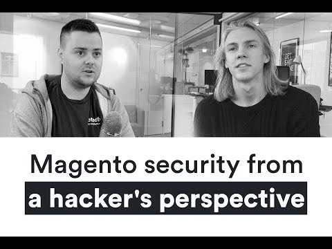 How hackers approach Magento sites | Video by Detectify