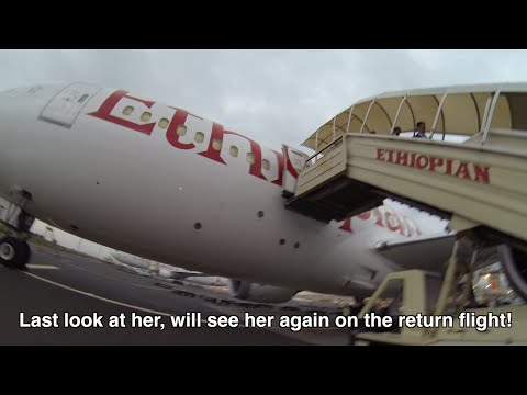 787_800 Ethiopian Airlines ET707 from Frankfurt to Addis Ababa Cloud 9 (Business class)