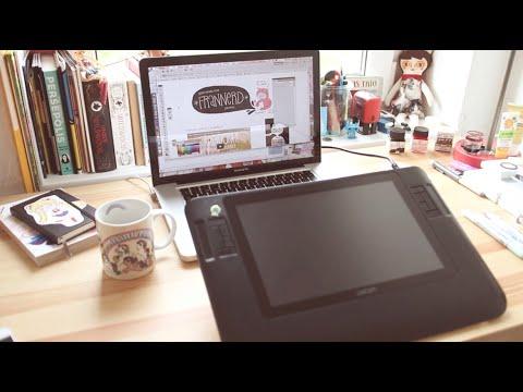 Q&A: Digital tools I'm currently using ~ Frannerd