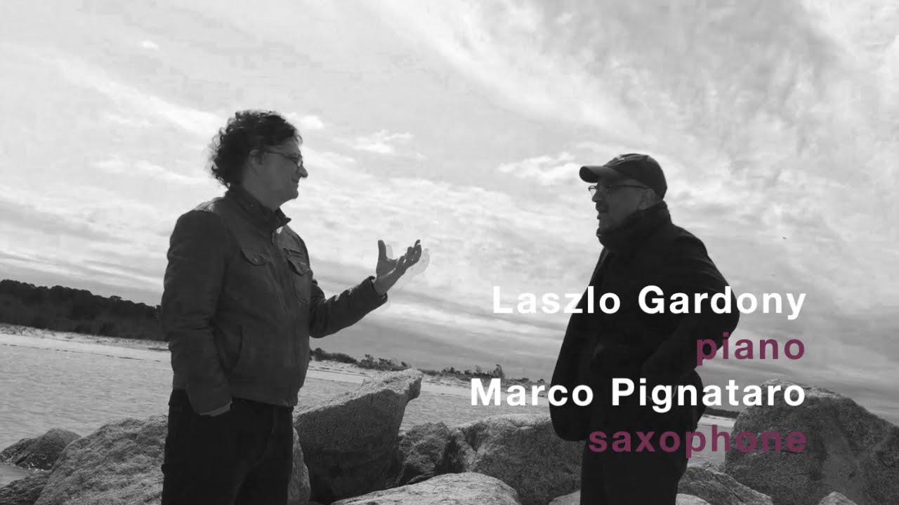 """Historia de un Amor""  Laszlo Gardony meets Marco Pignataro"