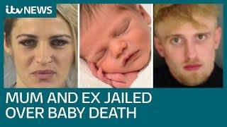 Mother and ex-partner jailed over 'brutal' death of baby Stanley | ITV News