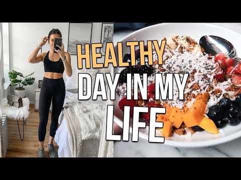 HEALTHY NYC DAY IN MY LIFE thumbnail