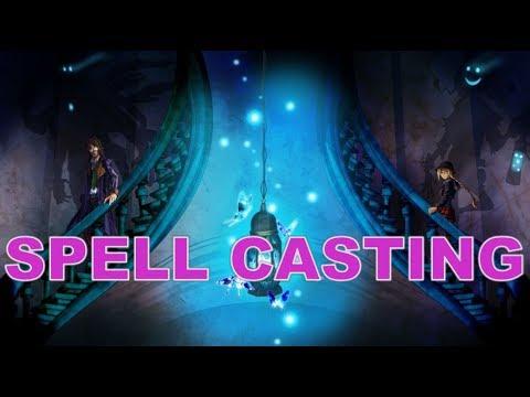 Pathfinder 2E Spell Casting Explained