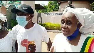 Mai, Mois des Mémoires, étape de Ouidah, Bénin