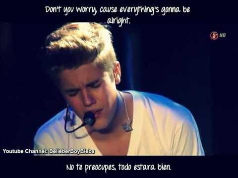 Be Alright - Justin Bieber [lyrics|sub. español] HD