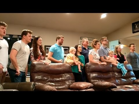 This Family of 10 Singing Les Misérables' 'One Day More' Will Give You Chills