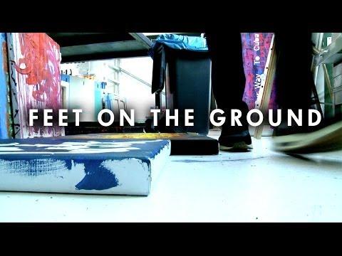 Nicky Romero & Anouk - Feet On The Ground (Lyrical Art)
