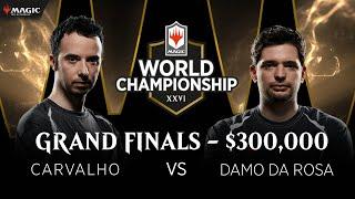 $300,000 Grand Finals | Damo da Rosa vs. Carvalho | World Championship XXVI