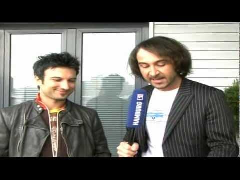 Tarkan im Interview Kiss Kiss  Teil 1