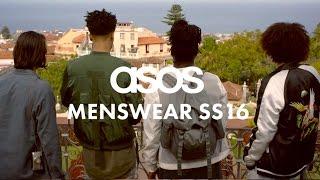 ASOS Menswear New Season Lookbook | Spring / Summer 2016
