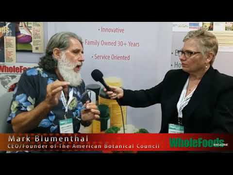 Interview with American Botanical Council's Mark Blumenthal