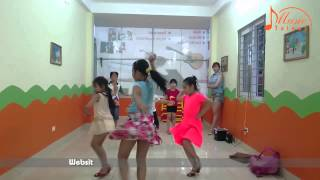 "Hướng dẫn nhảy Dance Sport ""Just Give Me A Reason"" - Trung Tâm Music Talent"