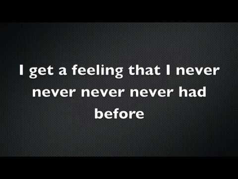 Flo Rida - Good Feeling (LYRICS) [Chipmunk Version]