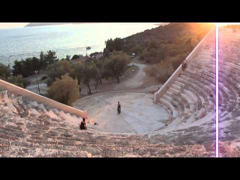 Antiphellos Antik Tiyatro / Kaş