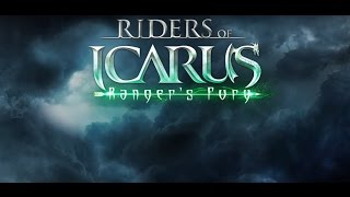 riders of Icarus RangerEarly Level Gameplay