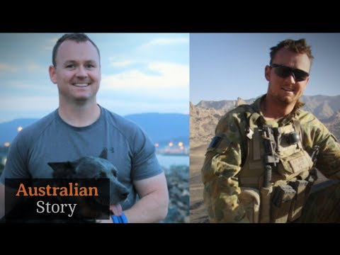 How former commando Mick Bainbridge is standing up for Australian veterans