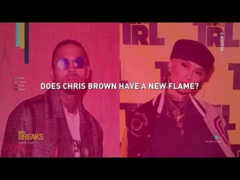 is chris brown dating agnez mo