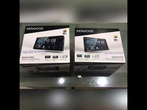 Unboxing dan review kenwood ddx9019s