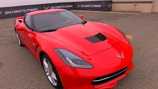 CNET On Cars - 2014 Corvette Stingray: America