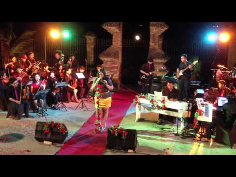 CHRISYE-SMARADHANA By NISFULAIL On Vocal Recital SMARADHANA Tribute To Guruh Soekarno Putra #chrisye