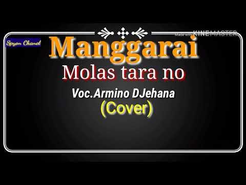 Keren lagu manggarai Molas tara no, Armino DJhana(Cover)
