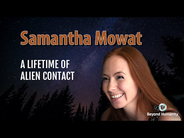 A Lifetime of Alien Contact - Samantha Mowat
