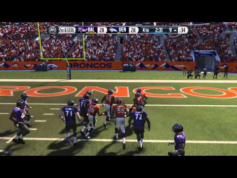 Madden 15 MILE HIGH MIRACLE