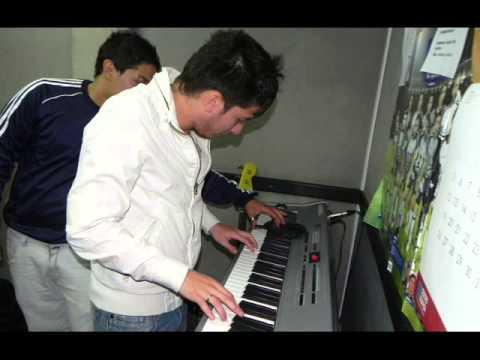 Damian Cordoba - Acustico En Vivo Radio Popular (23-05-13)