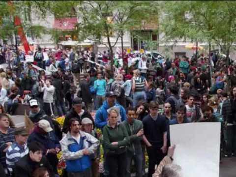 Occupy Wall Street  -- A Solution -- ACT NOW