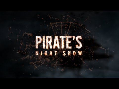 Pirate's Night Show #1 - CyberSecurity con Paolo Stagno