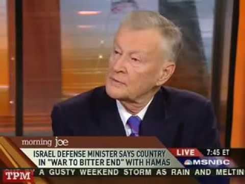 """Zbigniew Brzezinski to Scarborough: """"Stunningly Superficial"""""""