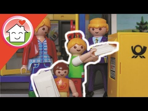 Playmobil Film deutsch Besuch in der Post von family stories