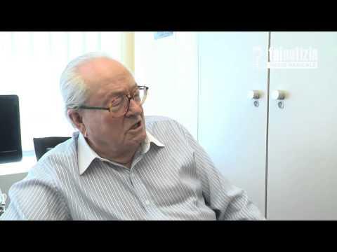 Il grano di follia - Intervista integrale a Jean-Marie Le Pen