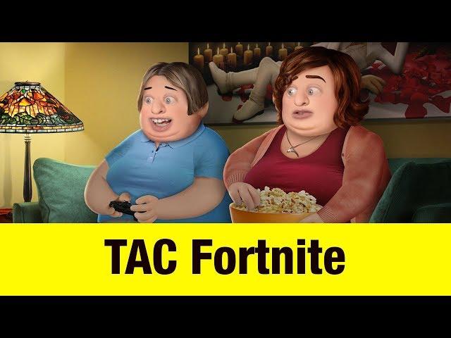 TAC Fortnite - Têtes à claques