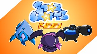 StarCrafts Mod New Units Added: Roach, Stalker, Marauder!