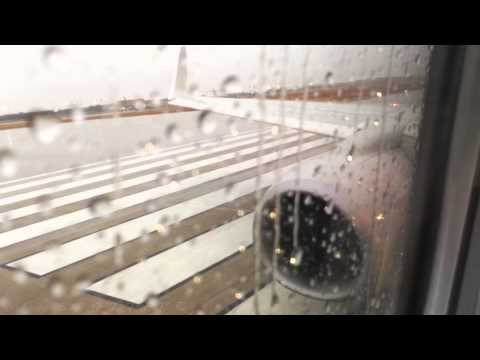 American Airlines 737-800 Stormy takeoff from Dallas/Fort Worth International airport